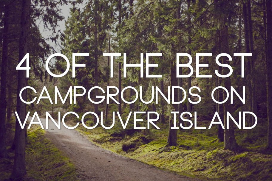 Best Wilderness Camping Vancouver Island