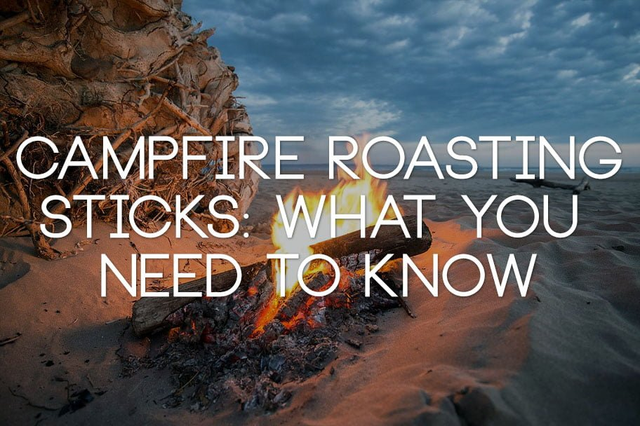 what you need to know about campfire roasting sticks